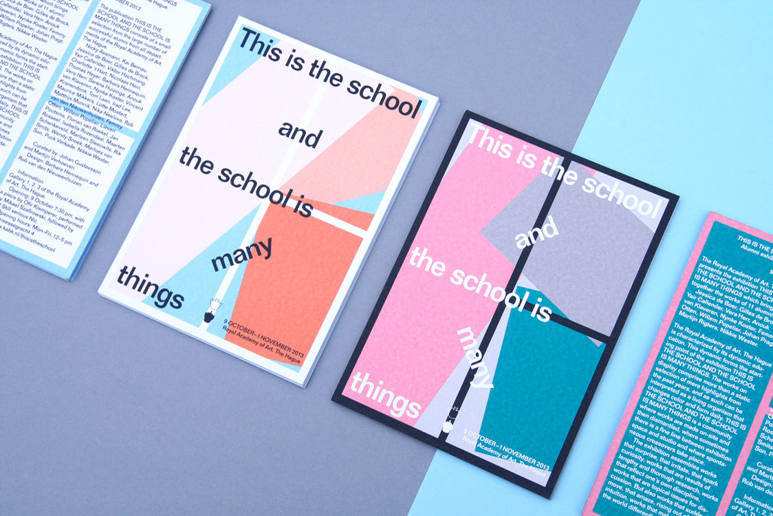 This Is The School... campaign, 2013 — icw Barbara Hennequin